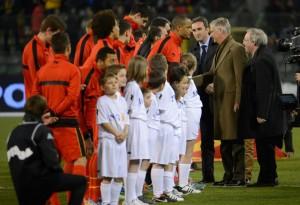 Belgique Macédoine 26 mars
